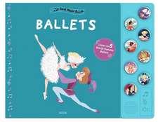 My Ballet Music Book