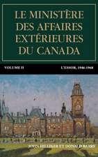 Le ministère des Affaires extérieures du Canada