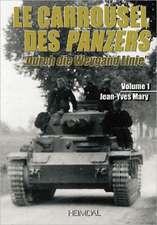 Le Carrousel Des Panzers:  Invasion Journal Pictorial