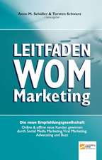 Leitfaden WOM-Marketing