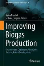 Improving Biogas Production: Technological Challenges, Alternative Sources, Future Developments