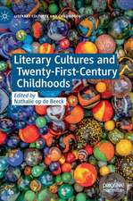 Literary Cultures and Twenty-First-Century Childhoods