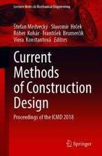 Current Methods of Construction Design