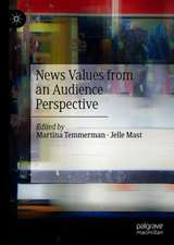 News Values from an Audience Perspective