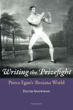 Writing the Prizefight