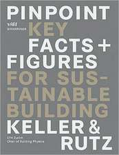 Pinpoint: Key Facts + Figures for Sustainable Building