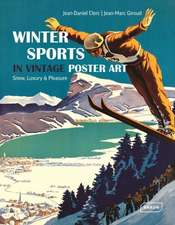 Winter Sports in Vintage Poster Art:  The Greatest Wine Cellars of the World