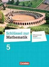 Schlüssel zur Mathematik 5. Schuljahr. Schülerbuch Oberschule Niedersachsen