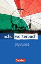 Cornelsen Schulwörterbuch Italienisch