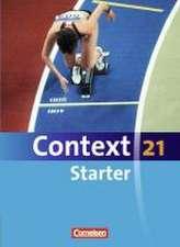 Context 21. Starter Schülerbuch