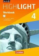 English G Highlight  04: 8. Schuljahr. Workbook mit Audios Online Hauptschule