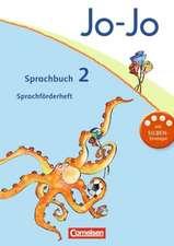 Jo-Jo Sprachbuch - Aktuelle allgemeine Ausgabe. 2. Schuljahr - Sprachförderheft