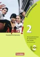 À plus! Ausgabe 2004. Band 2. Klassenarbeitstrainer mit CD und Musterlösungen