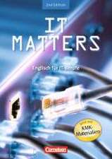 IT Matters. Schülerbuch 2nd Edition