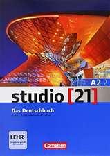 studio [21] Grundstufe A2: Teilband 2 - Das Deutschbuch (Kurs- und Übungsbuch mit DVD-ROM)
