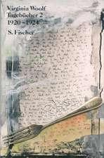 Tagebücher 2. 1920 - 1924