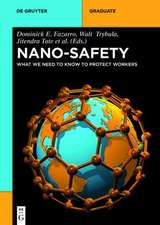 Nano-Safety: What We Need to Know to Protect Workers