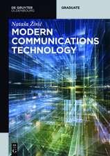 Modern Communications Technology