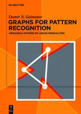 Graphs for Pattern Recognition: Infeasible Systems of Linear Inequalities