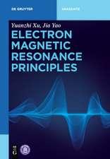Electron Magnetic Resonance Principles