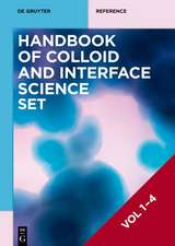 Handbook of Colloid and Interface Science, Volume 1-4