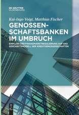 Genossenschaftsbanken im Umbruch