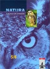 Natura 5./6. Biologie. Schülerbuch