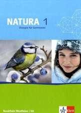 Natura 5./6. Biologie. Schülerbuch. Nordrhein-Westfalen. G 8