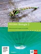 Prisma Biologie 02 Ausgabe A. Schülerbuch mit Schüler-CD-ROM 7.-10. Schuljahr