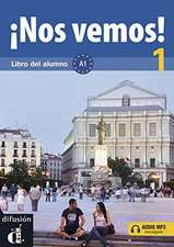 ¡Nos vemos!. A1. Libro del alumno mit Audio-CD