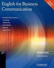 English for Business Communication. Student's Book