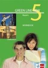 Green Line New 5. Workbook. Bayern