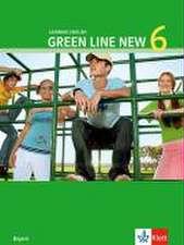Green Line New 6. Schülerbuch. Bayern