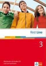 Red Line 3. Workbook mit Audio-CD und Lernsoftware