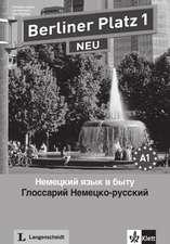 Berliner Platz 1 NEU - Glossar Deutsch-Russisch
