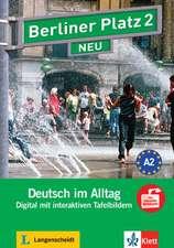 Berliner Platz 2 NEU Tafelbilder für Interactive Whiteboards - Interaktive Tafelbilder Gesamtpaket auf CD-ROM