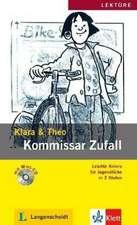 Kommissar Zufall (Stufe 2) - Buch mit Mini-CD: A2