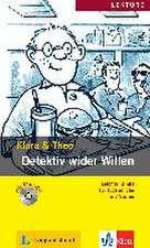 Detektiv wider Willen (Stufe 1) - Buch mit Mini-CD: A1 / A2