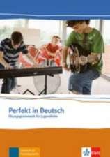 Perfekt in Deutsch. Schülerbuch