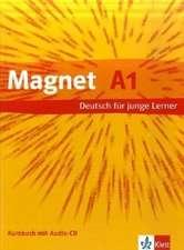 Magnet 1. Kursbuch und Audio-CD