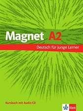 Magnet 2, Kursbuch mit Audio-CD