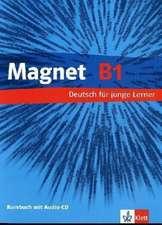 Magnet. Kursbuch mit Audio-CD B1