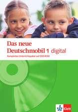 Das neue Deutschmobil. Lehrwerk für Kinder. Das neue Deutschmobil digital  DVD-ROM