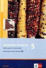 Lambacher Schweizer. 5. Schuljahr. Arbeitsheft plus Lösungsheft und Lernsoftware. Thüringen