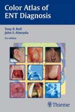 Color Atlas of ENT Diagnosis