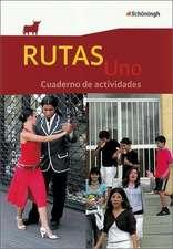RUTAS Uno. Arbeitsheft