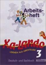 Xa-Lando 3. Neubarbeitung. Arbeitsheft. u. a. Nordrhein-Westfalen