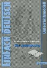 Judenbuche. EinFach Deutsch Unterrichtsmodelle