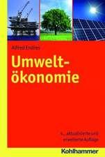 Umweltokonomie:  Lehrbuch