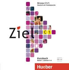 Ziel C1 Band 01. Audio-CDs zum Kursbuch